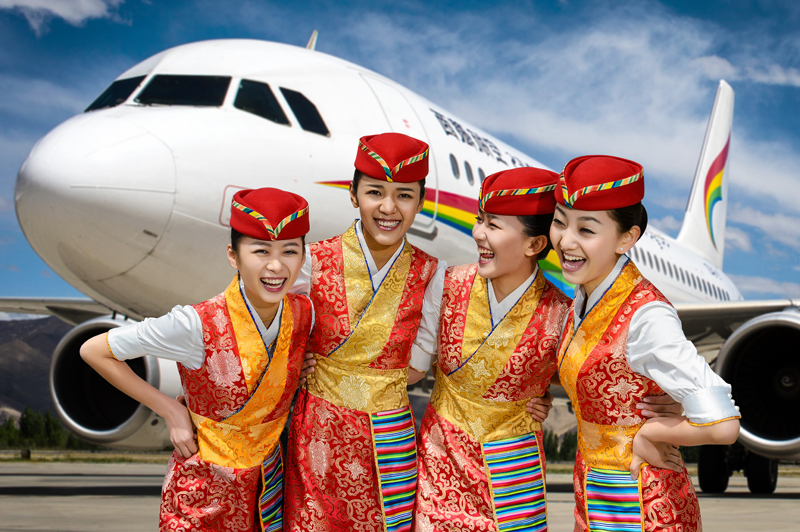 Tibet airports handle over 2 mln passengers in H1