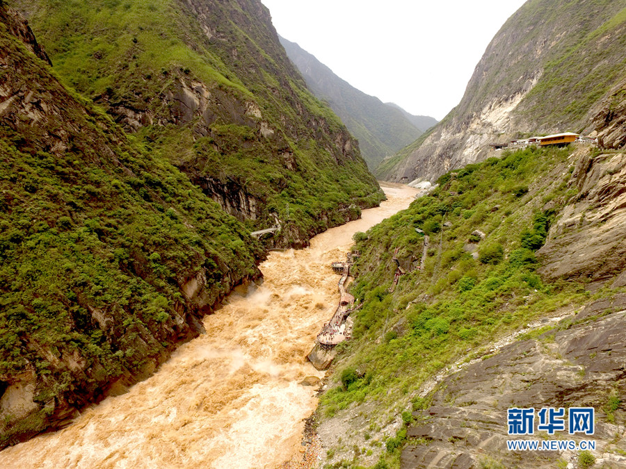 Tiger Leaping Gorge enters best viewing period