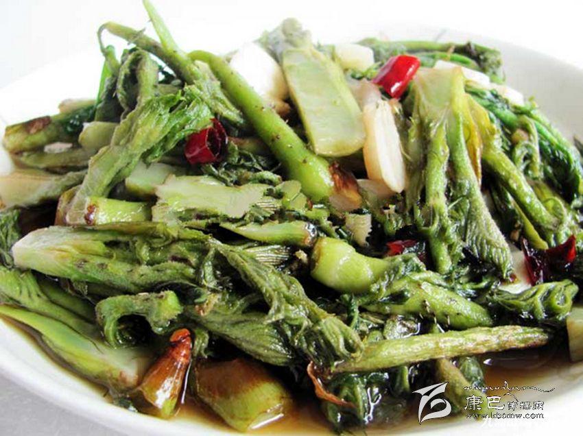 甘孜五大野菜盛宴