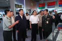 Xi calls for united efforts to deepen military reform