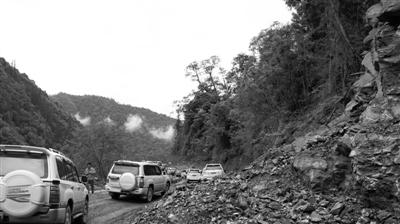 川藏公路沿线进入自然灾害高发期