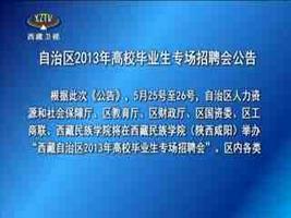 西藏自治区2017年高校毕业生第一批公开考录公告