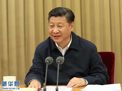 Xi Jinping: Am Sozialismus chinesischer Prägung festhalten