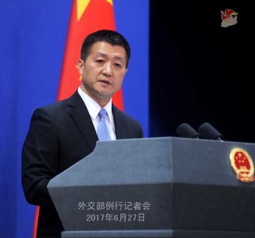 外交部:国家主席习近平将应邀访问俄罗斯和德国
