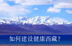 图解|如何建设健康西藏?