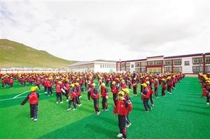 探寻集团联盟办学新密码—记班戈县实施小学教育集团化办学模式
