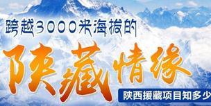 """陕西援藏23年:""""陕西力量""""助力阿里经济社会发展"""