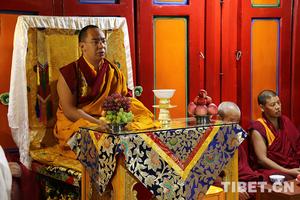 班禅朝拜宗喀巴诞生地塔尔寺 考察青海省藏语系佛学院——班禅青海考察之宗喀篇