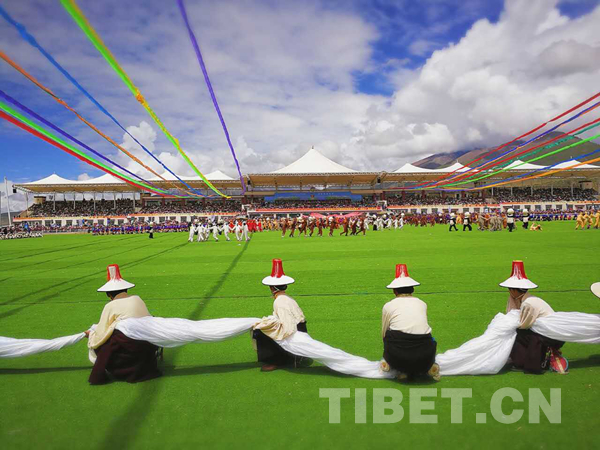Horse Racing Festival on Changthang grassland