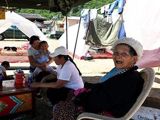 探访九寨沟景区荷叶寨村民集中安置点