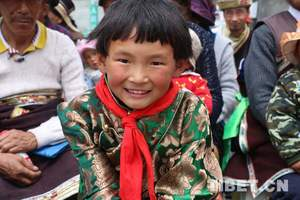 【网络媒体西藏行】走进林芝市朗县金东乡康玛村:感受梦想的力量