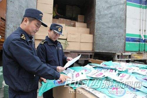 Großer Anstieg des Handels in Tibet in der ersten Jahreshälfte