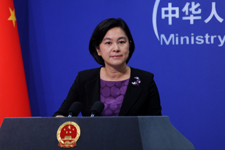 China never backs down in defending sovereignty