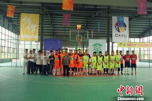 Tibets erste Berufsbasketballmannschaft bekommt ausländische Spieler