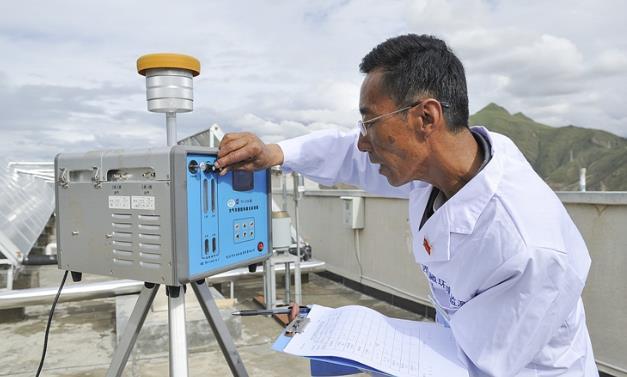 西藏:环境监测的那些事儿