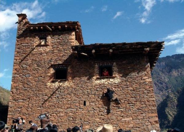 Tradition der Besuchsehe in Garzê in Sichuan