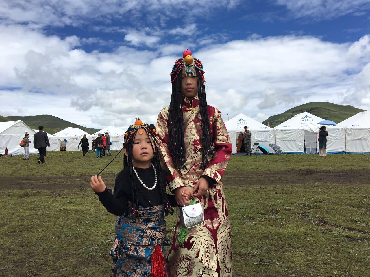 Das Dengqiu-Fest in Sichuan