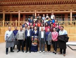 环球华报 | 海外华文媒体赴甘南藏区行 游历史文化厚重之地