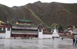 甘南纪行--夏河县:海外华文媒体赴甘肃藏区行之一