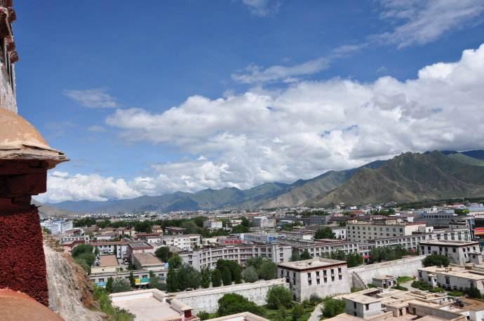 去西藏感受幸福
