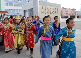 内蒙古:少数民族教育再提升