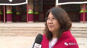海外华文媒体记者走进甘南 ,记录藏区新故事