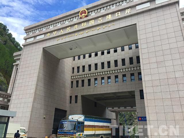 中国通往南亚重要口岸扩大开放