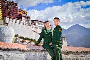 走进西藏公安边防总队定结边防大队——细数边防官兵的军人情缘