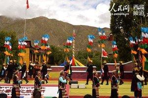 第二届琼结吐蕃文化旅游节:千年民族文化唱响现代大舞台