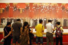 开国元勋文物在国博展出