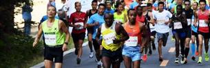 Halbmarathon mit Steigung in Ngawa