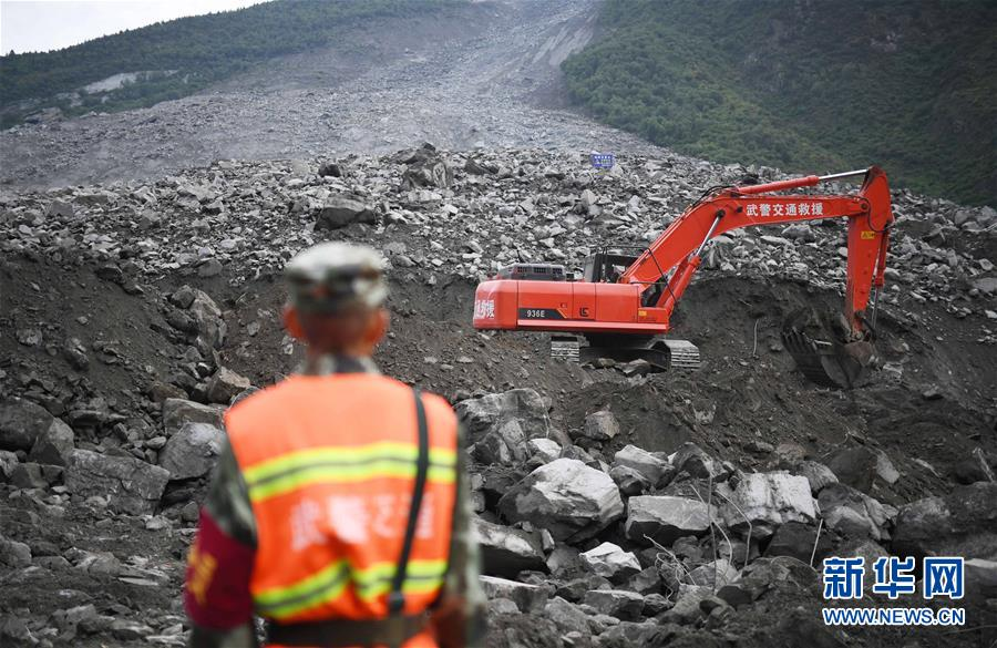 PLA Western Theater Command ready for rescue after deadly quake in Sichuan