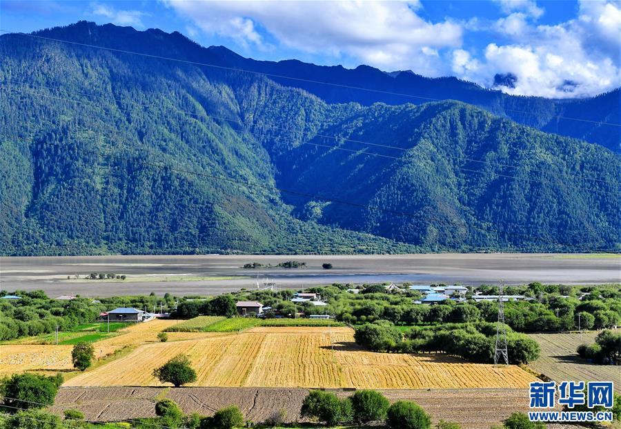 Tibet: Einzigartiger Wohlstand des Dorfes Seguola