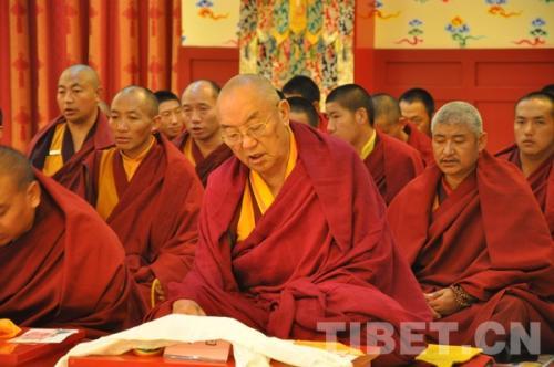 Erstmalige tibetisch-buddhistische Graduierungszeremonie in Yunnan