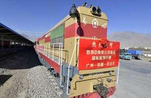 """1-7月西藏对""""一带一路""""沿线国家进出口总值达16.21亿元"""