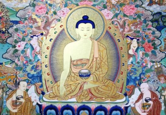 Thangka-Kunstausstellung eröffnet in Peking