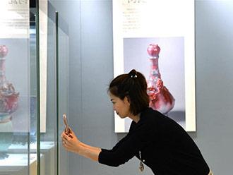 一带一路非遗项目展在京举行