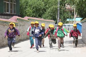 直挂云帆济沧海——西藏琼结县教育发展纪略
