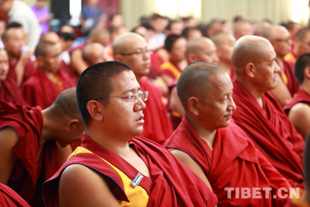 High-level Tibetan Buddhism College of China celebrates 30th anniversary