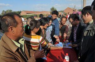 少数民族流动人口服务经验交流会举行