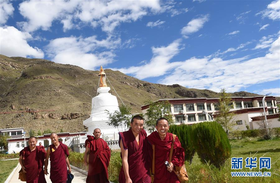 Tibet Buddhist Theological Institute gets larger