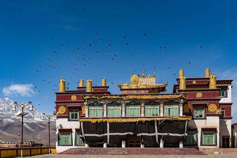 Dargye-Kloster