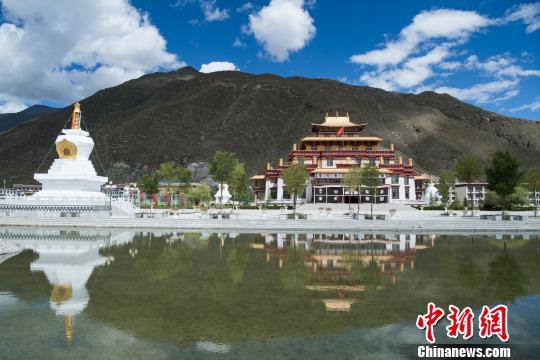 西藏佛学院三期工程竣工 可容纳学员增至千人