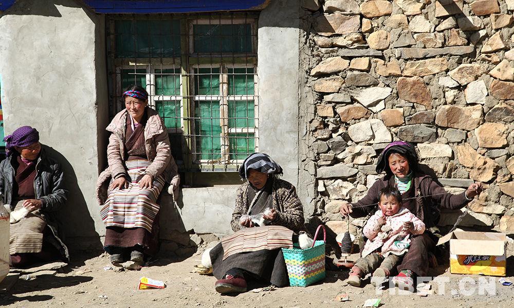 Die Leute aus Zhegu