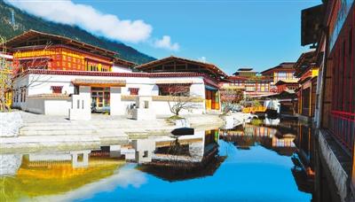 西藏旅游业规模经济初步形成