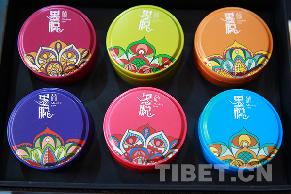Creative products from Tibet attend expo in Beijing