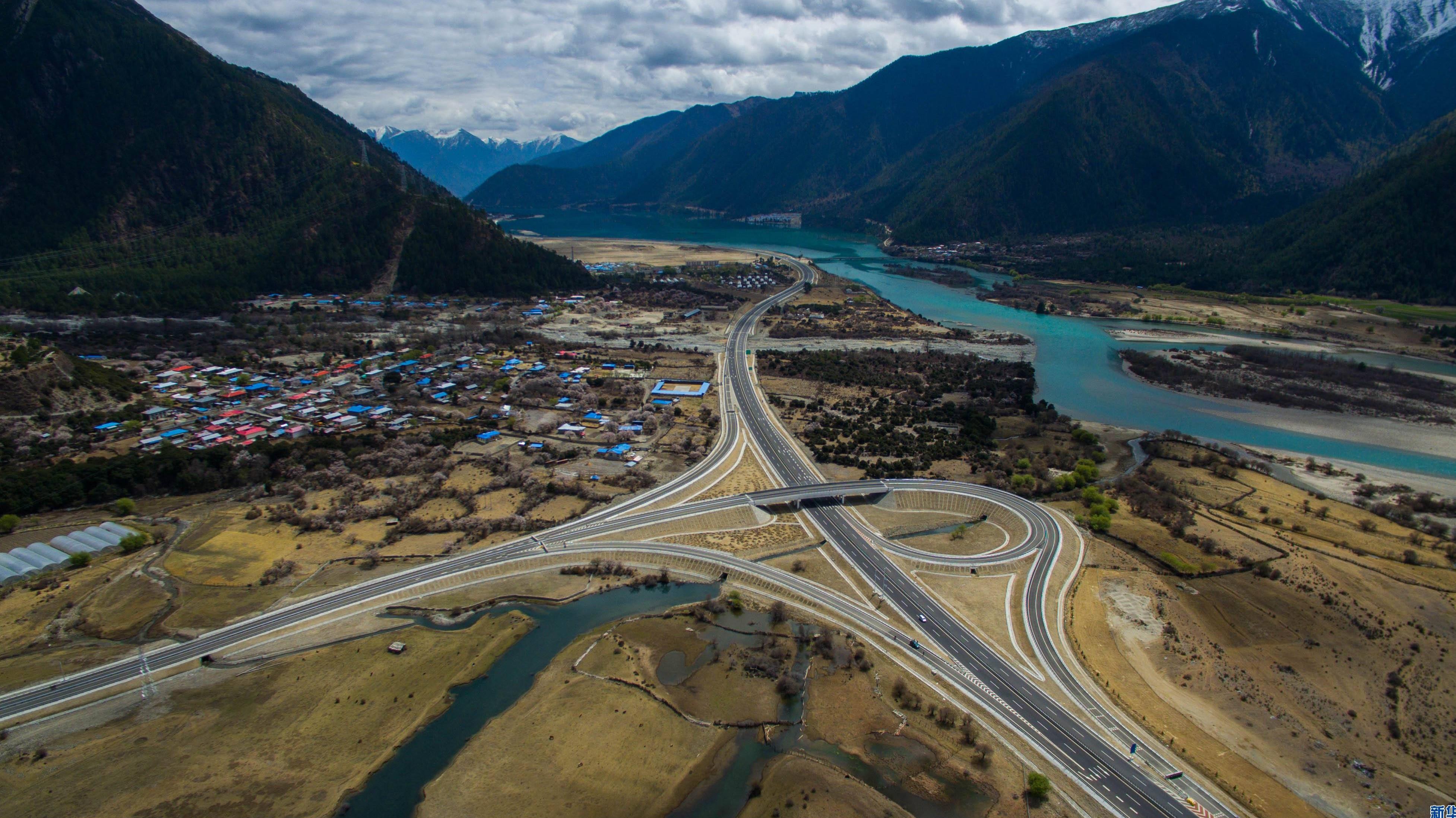 Wirtschaftswachstum in Tibet seit 24 Jahren zweistellig