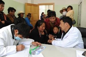 卫生援藏5年投入超115亿元