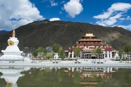 Dritte Phase im Bau des Buddhistischen Instituts Tibet fertig