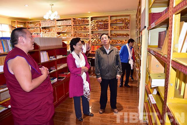 """Studie übers Sera-Kloster im Magazin """"China Tibet"""""""